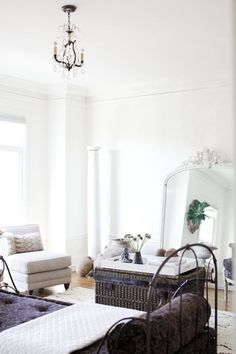 Big white space: http://www.stylemepretty.com/living/2015/07/31/white-paint-go-tos/