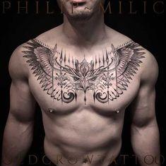 . . Der Amerikanische Tätowierer Philip Milic betreibt im Bundesstaat Oakland sein Studio Old Crow Tattoo. Seine zarten Motive legt der junge Künstler wie ein flexibles Tuch perfekt auf den Körper seines Kunden und arbeitet die individuelle Anatomie der Personen mit in das Tattoo ein. Ganz bil…