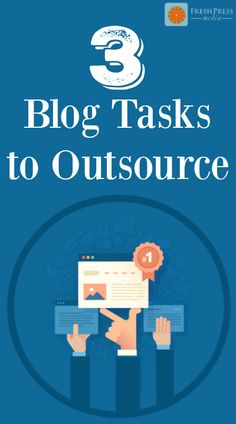 Outsourcing blog tasks can free you to grow your business, nurture your creativity, and build connections to expand your network. We bloggers wear many hats, but sometimes we need to relinquish control and focus on what's next. Written by @4hatsandfrugal