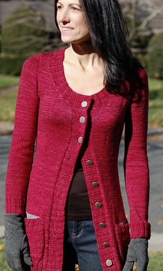 Ravelry: Button Street pattern by Mary Annarella
