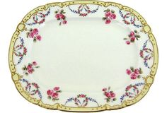 1880s Tiffany & Co. Platter  $499.00  $750.00 Estimated Market Value    Era: Antique; 19th century  Condition: Excellent