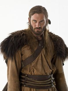 Clive as Rollo - Vikings