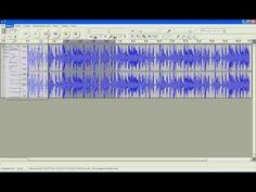 Audacity instrukcja - program do nagrywania dźwięku - YouTube Periodic Table, Youtube, Periotic Table, Youtubers, Youtube Movies