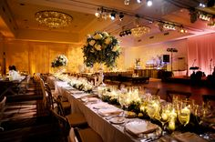 The Silverado Ballroom | Silverado Resort Napa Valley | Wine Country Weddings