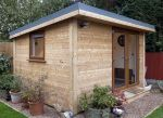 The modern sheds are being selected almost fifty percent of the time. Compared to our Classic Garden Sheds these sheds are only about 15% more. They make backyards look current and contemporary.…