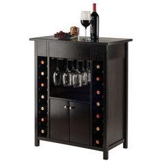 Luxury Home Yukon Wine Cabinet