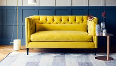 Heal's Balmoral 2 Seater Sofa | HEAL'S