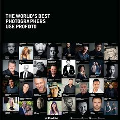 So honored to be included in this list of incredible photography artists!!! Thank you @profotousa!!!