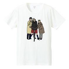 Arthur, Franz, & Odile http://hoimi.jp/product/0000059306_fj
