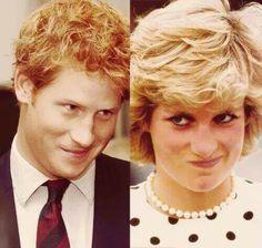 Diana and Harry!