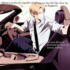 I love this idea, and I definitely agree with it. The way I see it, Alfred would be one of the best (if not the actual best) drivers among the characters. Why? Because I see him as being the sort who'd just love doing it. :)