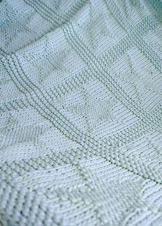 Easy chunky baby blanket with star pattern Knitting pattern by Sproglets Kits Easy Blanket Knitting Patterns, Easy Knit Baby Blanket, Crochet For Beginners Blanket, Christmas Knitting Patterns, Knitted Baby Blankets, Crocheted Baby Afghans, Cast On Knitting, Baby Knitting, Knitting Stitches