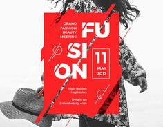 """Check out this @Behance project: """"Fusion 