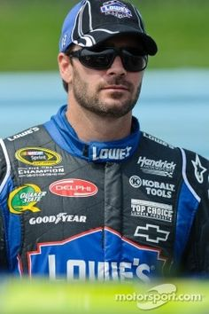 Jimmie Johnson, best driver ever!