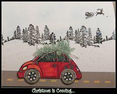 Desert Dabbler: Christmas is Coming...in July