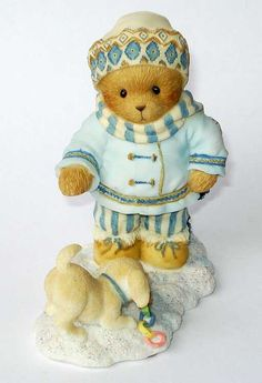 Heidi´s Cherished Teddies Galerie: BRINLEY - The Happiest Holidays Are Spent With You (4005875)