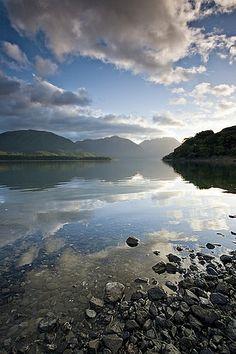 Lake Sumner Forest Park, Canterbury,South Island, New Zealand
