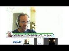 Du bist Improvisation - mit Thomas Jäkel und Christian F. Freisleben-Teutscher Die komplette Session sehen Sie hier: http://www.ununi.tv/node/175