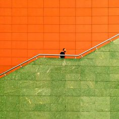 Turkish cities aren't often associated with colourful Minimalist architecture, but Yener Torun has taken photographs that could convince otherwise