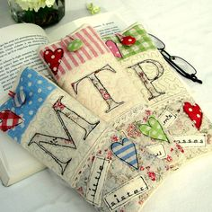 personalised vintage inspired glasses case by sew very english | notonthehighstreet.com