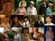 Northanger Abbey Northanger Abbey Collage