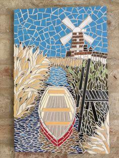 Clue Windmill Norfolk. Sharon #canoediyprojects