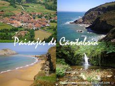 cantabria paisajes naturales - Buscar con Google