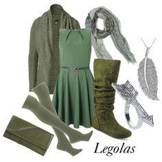 """Legolas"" by beccabeau on Polyvore"
