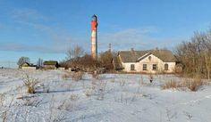 Pakri Lighthouse (Estonian: Pakri Tuletorn) is a lighthouse located on the Pakri Peninsula (on the coast of the Baltic Sea), Harju County; in Estonia.    The fi... Get more information about the Pakri Lighthouse on Hostelman.com #attraction #Estonia #landmark #travel #destinations #tips #packing #ideas #budget #trips #lighthouse