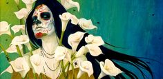 Muerte floral