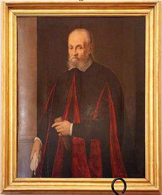 Santi di Tito (seguace di) - Ritratto d'uomo - Villa Lemmi, Firenze