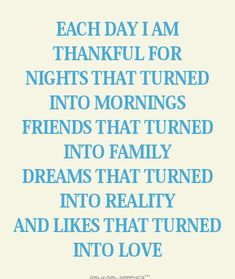 dreams, family, friends, life, love<3