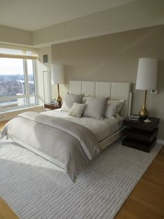 Clarendon Penthouse 1 - Masterbedroom