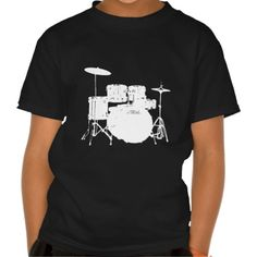 Drum Set. Simplicity is beautiful.