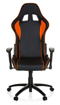#Gaming #Stuhl / #Bürostuhl #Sportsitz SPIELBERG schwarz/orange hjh OFFICE #furniture #gaming stuhl #gamingchair #progamer #style #design #chair #officechair #office #gamingsetup #callofduty #gamer #racing #rennsitz #racer #league #need #red #schwarz #ergonomisch #buerostuhl24.com #chefsessel #boss