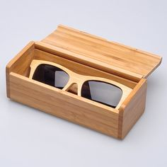 6d727ad22e Handmade Natural Wood Eco Sunglasses with Case by WarmAsWood