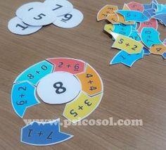 do similiar with multiplication? do similiar with multiplication? Math Classroom, Kindergarten Math, Teaching Math, Montessori Math, Homeschool Math, Math Stations, Math Centers, Math Resources, Preschool Activities