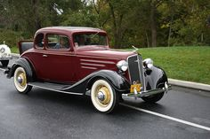 1934 chevy | 1934 Chevrolet Standard Coupe