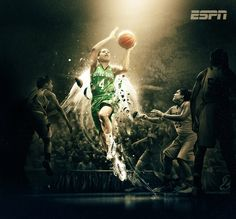 ESPN Skylar Diggins by Valp Maciej Hajnrich, via Behance