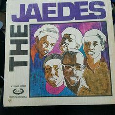 NM The JAEDES 1969 Self Titled LP Athena 6002 Rare Private Soul Funk DH  #FunkSoul