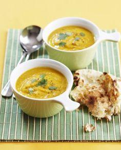 Soep met wortelen en pastinaak - Recepten - Culinair - KnackWeekend.be