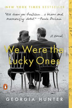 Inspired by the incredible true story of one Jewish family separated at the start of World War II, determined to survive—and to reunite. We Were The Lucky One by Georgia Hunter. Best books buy now! New Books, Good Books, Books To Read, Amazing Books, Penguin Books, Georgia, D Gray Man Anime, The Incredible True Story, Historical Fiction Books
