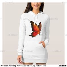 30% Off Valentine's Day Mugs, Cases, and More           15% OFF ALL ORDERS Ends Tomorrow!           Use Code: LOVETHEGIFTS Womens Butterfly Personalized Hoodie Dress