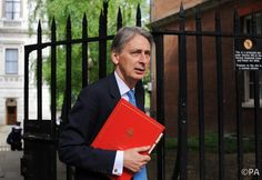The challenges ahead for Britain's new chancellor, Philip Hammond