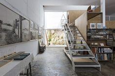 Residência para um pintor,© Cristina Beltrán