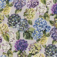 sudara - amethyst fabric   Designers Guild