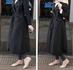 Hijab Dress, Hijab Outfit, Girl Hijab, School Fashion, Girl Fashion, Fashion Outfits, Simple Outfits, Stylish Outfits, Modele Hijab