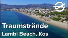Lambi Beach ☀️ The best beaches on Kos ☀️ Kos, Strand, Beach, Water, Outdoor, Greek Islands, Vacation, Nice Asses, Gripe Water