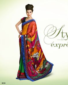 Buy This Now Saree http://gunjfashion.com/