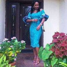 Aso Ebi Styles Gown for Smart Ladies .Aso Ebi Styles Gown for Smart Ladies African Dresses For Women, African Print Dresses, African Attire, African Wear, African Fashion Dresses, Ghanaian Fashion, African Women, African Prints, African Inspired Fashion